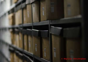 Archive Papers in Boxes