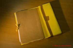 Yellow Folder in the Archive